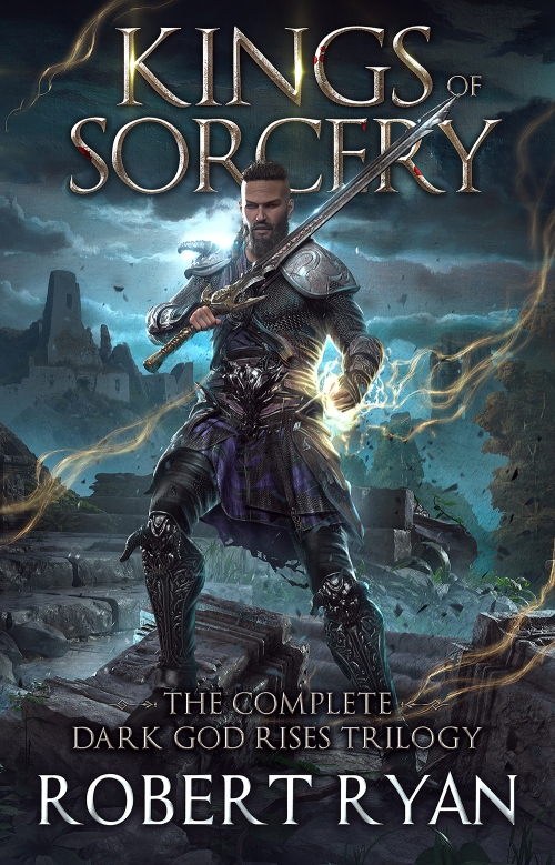 Kings of Sorcery final front cover for preview